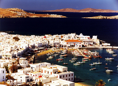allthingseurope:  Mykonos, Greece (by Alan_W100)