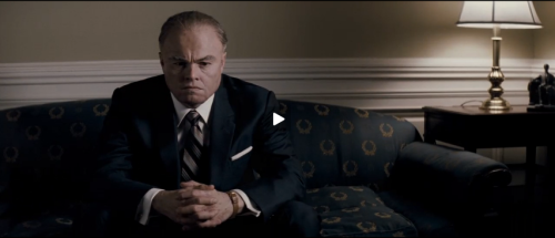 The trailer for Clint Eastwood's J. Edgar. It looks like every other Clint Eastwood film of the 21st century: expensive, desaturated, sloppily assembled, and starring a man in a Leonardo Dicaprio mask that was flattened by a steamroller. Also, Judi Dench?
