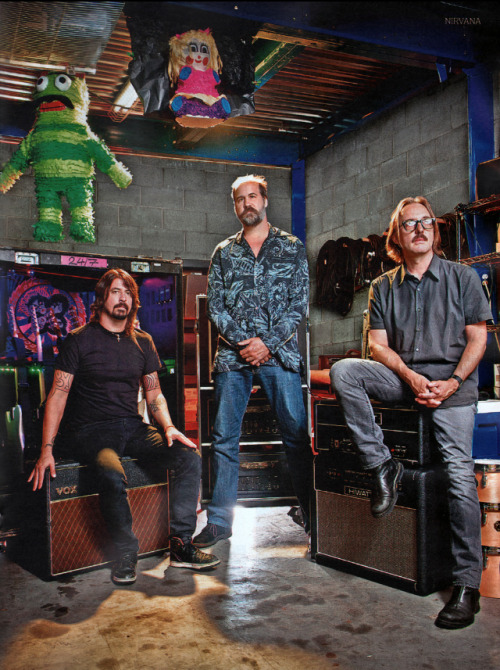 beenason:  Dave, Krist and Butch (2011)