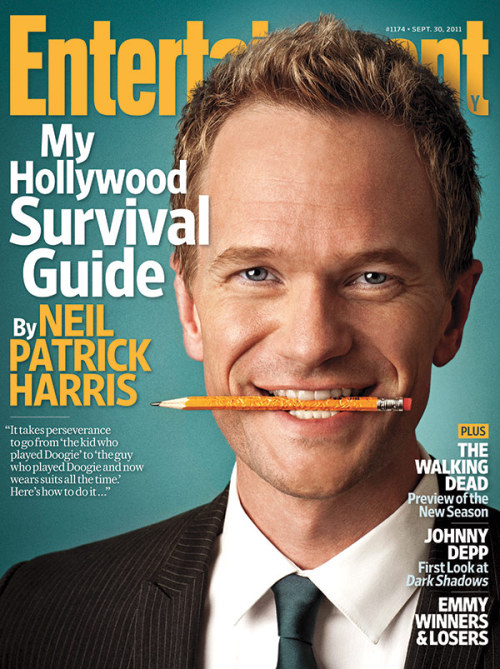 entertainmentweekly:     This Week's EW Cover: Neil Patrick Harris gives you his Hollywood Survival Guide