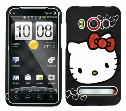 Pre order! Hello Kitty HTC Evo Case 4g Case $12+ shipping