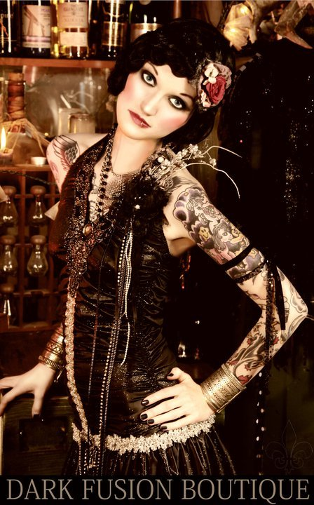 "i wish i could recreate this for ""speakeasy"" night at fallout this… friday? i believe."