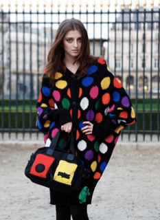 clubmonaco:   JCDC x Kipling  Jean-Charles de Castelbajac and Kipling have teamed up to deliver a luggage collection that's sure to pop.  Kipling is a genius and versatile brand!! Collabo Rocks! Best durable/washable bag brand in the world.