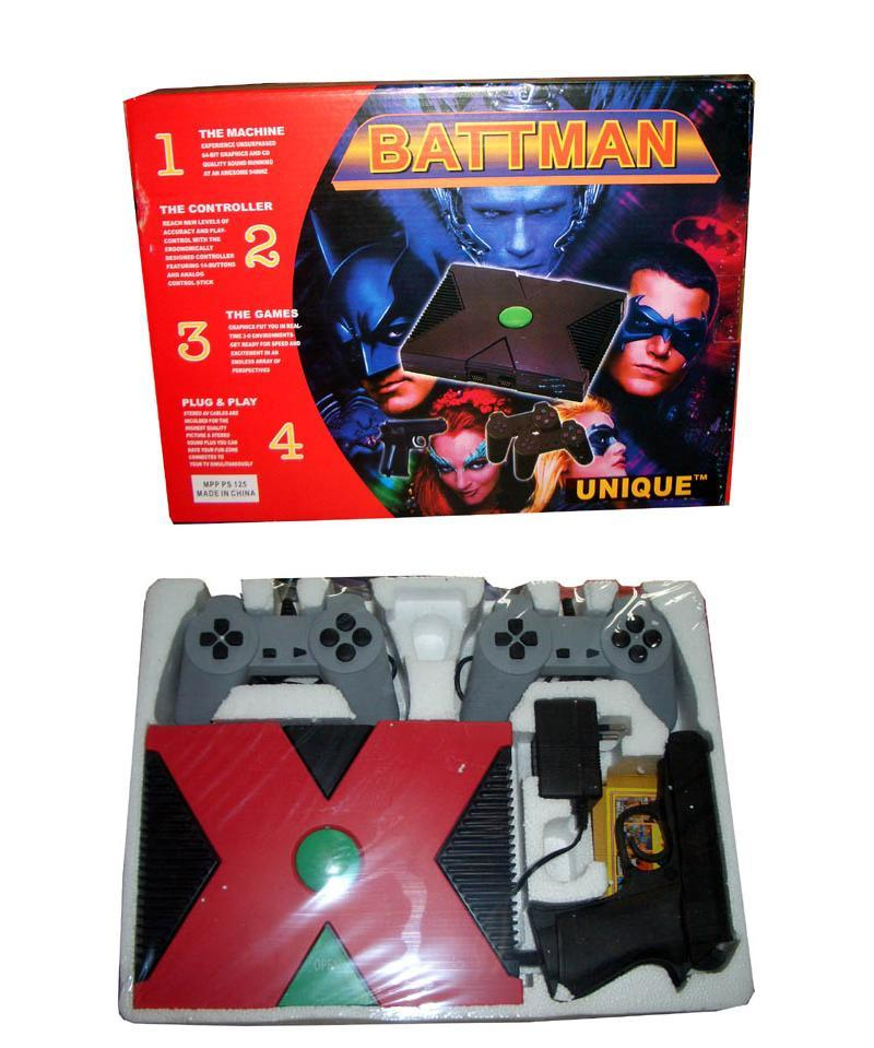 Greatest Bootleg Gaming Console of All Time There are no words for how amazing this is. All I know is that I need it right now. (via Reddit)
