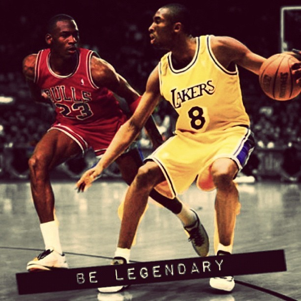 MJ vs. KB