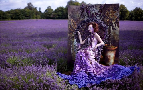 My Bohemian Aesthetic  Kirsty Mitchell Photography