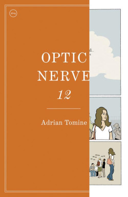 waxandmilk:  Comic book nerds! Adrian Tomine's OPTIC NERVE #12 comes out today and he will be at Desert Island comics in Brooklyn for a signing and release party (7-9pm). I will be there. Say hi!