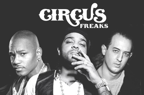 Wolfgang Gartner ft Jim Jones & Cam'ron - Circus Freaks