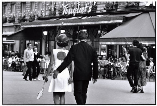 Paris, 8th arrondissement, 1970 Elliott Erwitt