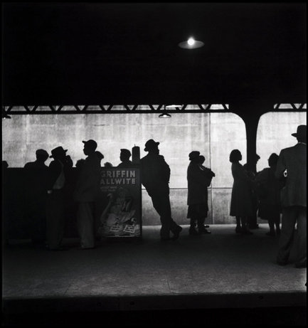 New York City, 1948 Elliott Erwitt