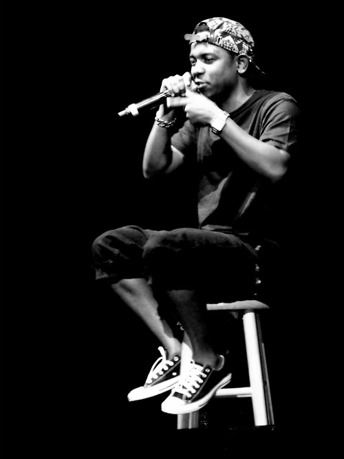 itsdaydreaming:  kendrick lamar.
