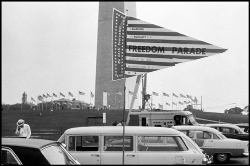 The March on Washington, Washington, D.C., Aug. 28, 1963 Leonard Freed