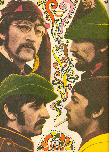 lungsnatcher:  The Beatles by Beatlegeek on Flickr.