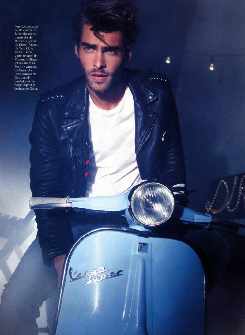 mensfashionworld:  Jon Kortajarena by Bernardo Doral for Elle España