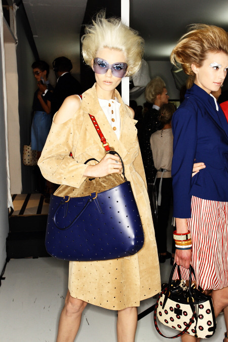 Abbey Lee Kershaw at Fendi #MFW