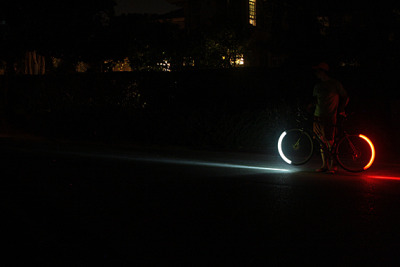 Kent Frankovich – Revolights: Revolutionary Wheel Mounted Bike Safety Lighting System