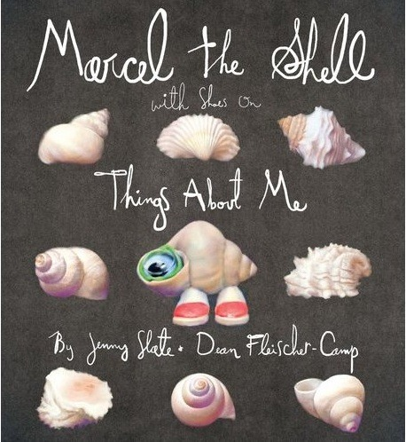 Internet stop motion sensation Marcel the Shell has taken some time off from Dorito hang-gliding and walking his pet lint ball to star in a classic picture book, available this November. A thrilling (albeit small) step forward for tiny shells across the world. Celebrate this fingernail-sized achievement with Pei Li's soothingly miniature party food.   - Maggie