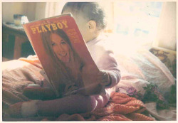 I subscribe to Playboy magazine for the great writing… Read more…