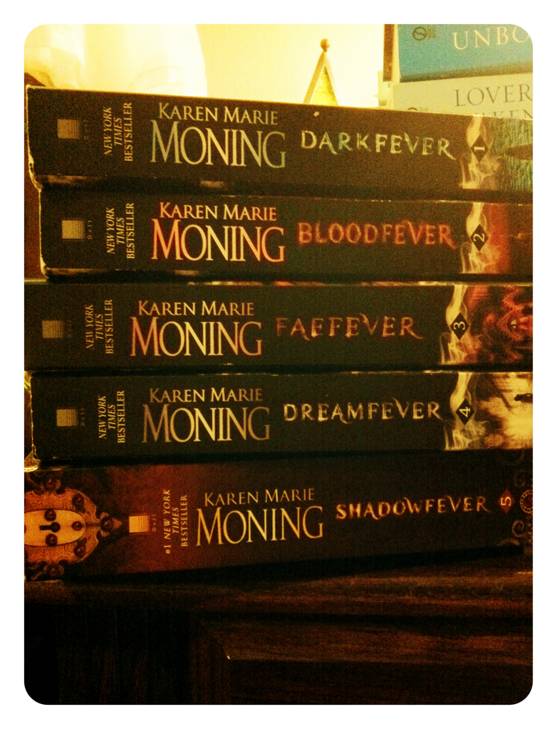 deeebee:  Re-reading the Fever series. I can't wait for the movie(s).