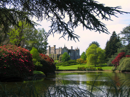 (Sheffield Park, East Sussex by UGArdner)