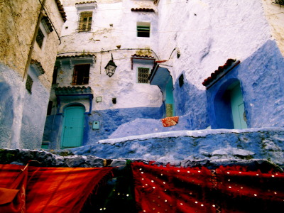 travelthisworld:  Chefchaouen, Morocco submitted by: sarahreichle, thanks!