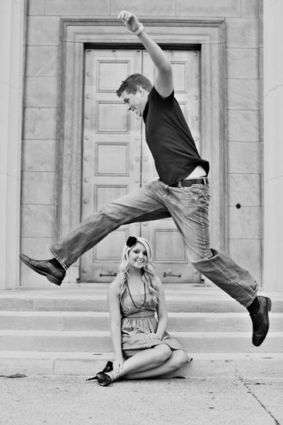 Bethany & Dustin :) Engagement Pic