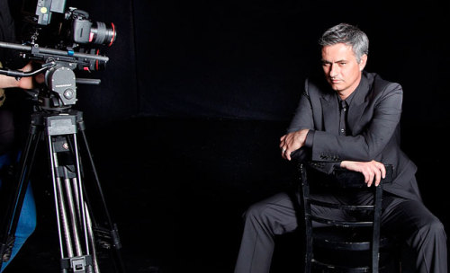 José Mourinho fashion and style interview - GQ Style Managers should wear suits and José always looks sick. - DJ