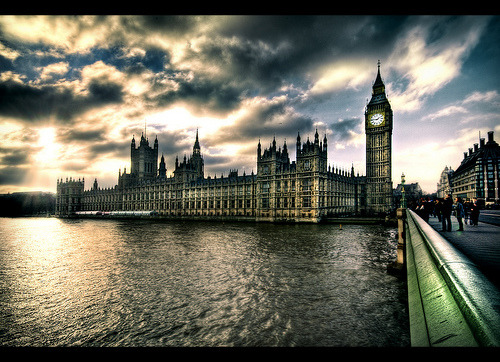 very-photographical:  Houses of Parliament London (by Joep R.)