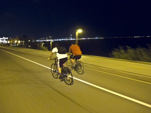 September 21, 201118 on Flickr.last nights eeeeasy ride