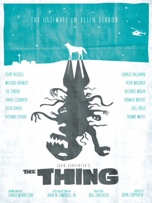 The Thing by Wonderbros