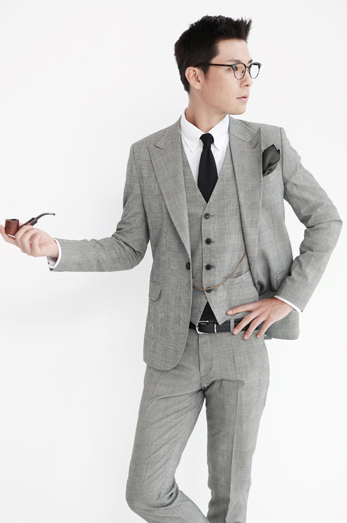 betimeless:  menswear. this suit is on point.