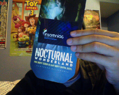 Finally got my Nocturnal ticket!