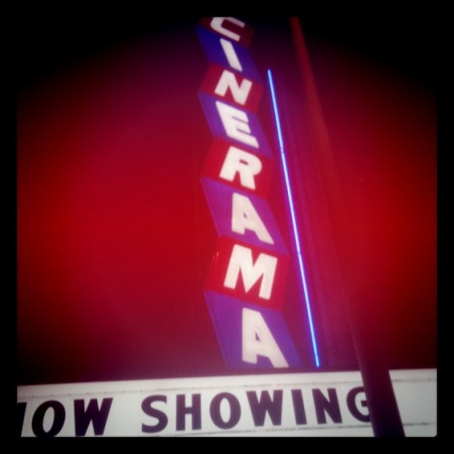 Cinerama Seattle  (Taken with instagram)