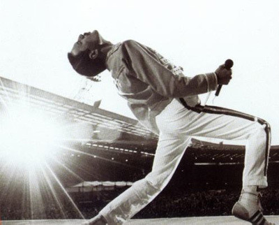 miss you, Freddie