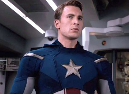 totalfilm:  Chris Evans on Captain America's Avengers costume change Chris Evans might be promoting Puncture at the moment but you know what online journalists are like, all we care about are comic-book movies and girls. Thankfully, Chris has been happy to illuminate us about the former (but not so much on the latter), talking about his Avengers costume change, and casually mentioning that Captain America 2 will arrive in 2014.[FOR THE FULL STORY, CLICK ON CAPPY OR FOLLOW THE LINK]