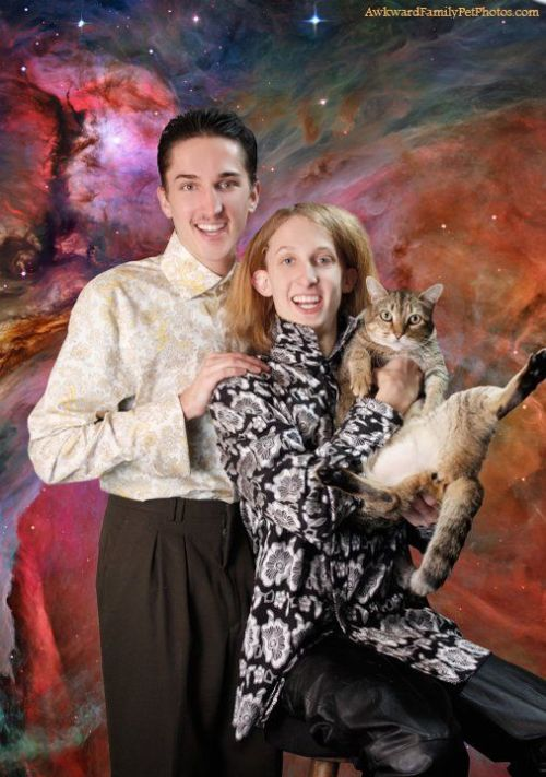 (via Cat In Space « Awkward Family Pet Photos 04/21/2011)