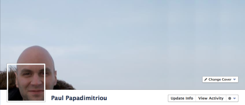 A quick & dirty Facebook timeline customization