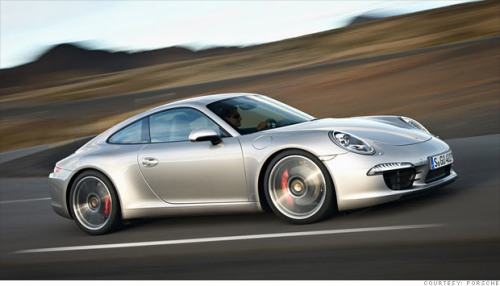 The new 2012 Porsche 911, going on sale here in February, has a host of  new fuel-saving technologies that will lead to an estimated fuel economy  improvement of about 16% based on European tests.                                            #PaceBlog