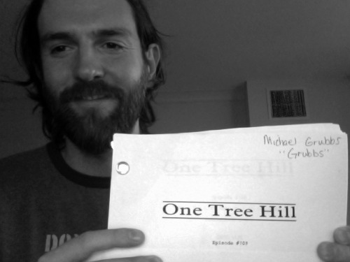 We've just received word here in the office that today is One Tree Hill Day!  To celebrate our connection* with the show, we're having a very special 10% off everything sale at the Family Records Store.  Just type in the code othday at check out.  Enjoy! -Emma *the music of Casey Shea, Rosi Golan, and Wakey!Wakey! has appeared on various episodes of OTH.  And of course, the man himself, Mr Mike Grubbs, appeared in a 10-episode story arc!