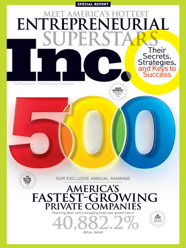 Teknicks is proud to be Inc. 500's #163.