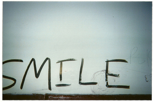 :) Smile, my lovely followers x