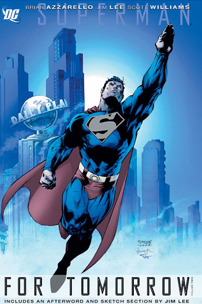 Superman: For Tomorrow vol 2 HC