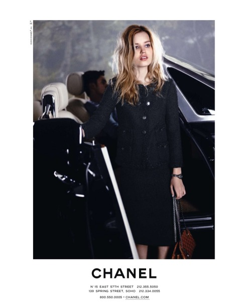 CHANEL SALE. Saturday, 11am, EST: Rue La La CHANEL designer handbags, leathers, tweeds, boucles, jewelry EVENT!  Keep expectations high! We offer an unparralled collection:  Handbags: bright blue lambskins, warm red  caviars, pythons, valentine bags, reissues, fabric prints, jumbos,  colored shoppers, tweed bags, suedes, shoulders, silk scarf bags,  puzzles, double flaps and patents   Boucles & Tweeds: belted coats, dark skirt suits, wools, fantasy tweeds, cashmere and cardigans   Icon Jewelry: CCs, charm bracelets, belts, button earrings, watches, pearls, camellias & cuffs  Shoes: leathers, tweeds, satin and slingbacks   All from Madison Avenue Couture