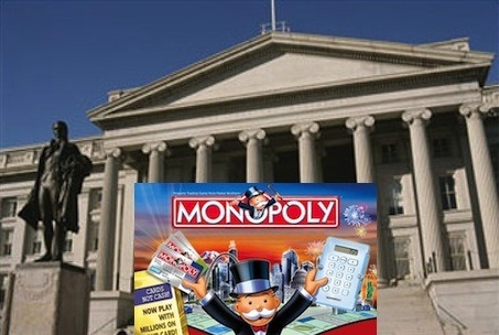 Questionable Facts: More Money Printed For Monopoly Than U.S. Treasury  Learn better than questionable facts at 92Y Business & Finance Talks.   Paul Krugman (who is tired of trying to reason with you) and Sylvia Nasar, moderated by Thomas Herman, are up next on September 27.