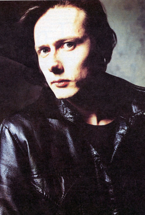 Brett Anderson, Request Magazine, 1993.  Photo: Danny Clinch