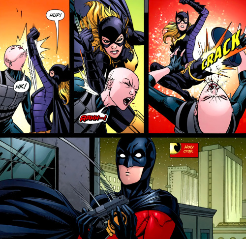 fycomicbookfriendships:  Red Robin #10