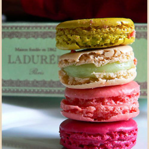 Have you heard? Ladurée is opening its first store in the U.S.! To celebrate, we're highlighting our Top 3 pastel-inspired beauty products. Now all you need is some macarons!