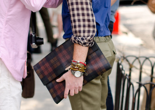 meninthistown:  Wrist layers in Chelsea.