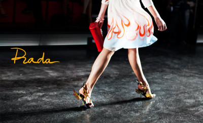 keepseeking:  Prada s/s 2012. one of the most influential shows of the season. those shoes!!!