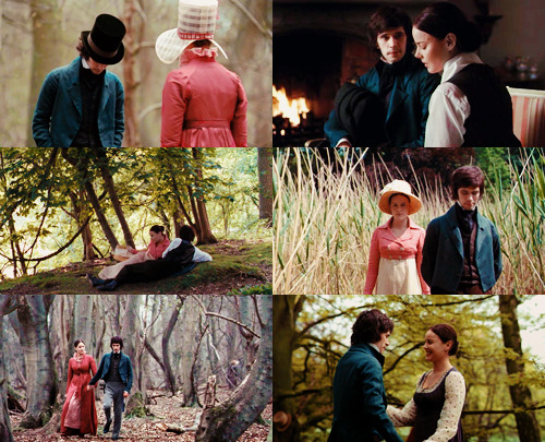 the colours in these shots the pink of her costumes with the green of his i cannot ahdjaskfgk